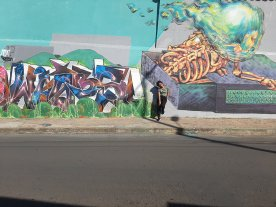 I am in love with all the murals here