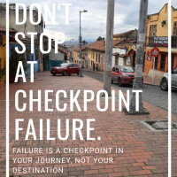Don´t Stop At Checkpoint Failure