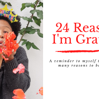 24 Reasons I´m Grateful